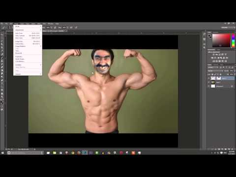 ✓ Photoshop Tutorijal 1 : Kako Zameniti Lice U Photoshopu