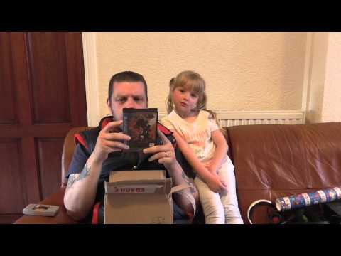 Retrogamerzone Retro Gaming Crate Unboxing Youtube