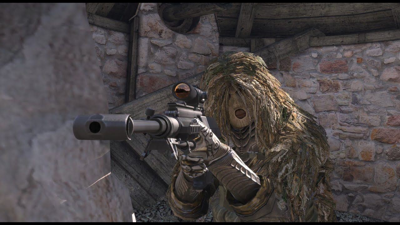 Seals Sniper Team in Action ! War Game on PC Call to Arms