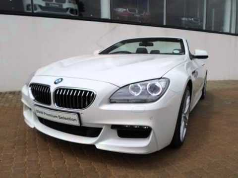 BMW SERIES I Convertible F Auto For Sale On Auto - Bmw 640i convertible 2014