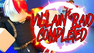 [NEW 250K CODE] BACON HAIR AND THOR CARRIES ME IN VILLAIN RAID | BOKU NO ROBLOX REMASTERED| iBeMaine