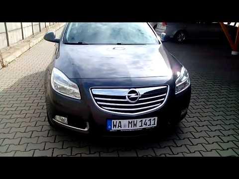 Prezentacja 019 Opel Insignia Rok 2009