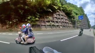 VESPA LML JAPAN Short Road Trip
