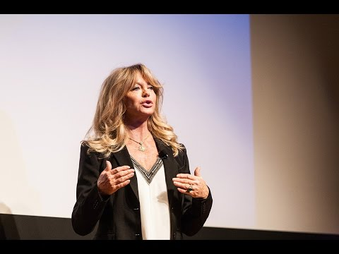 Keynote Address: Goldie Hawn on Why Mindfulness in School Matters