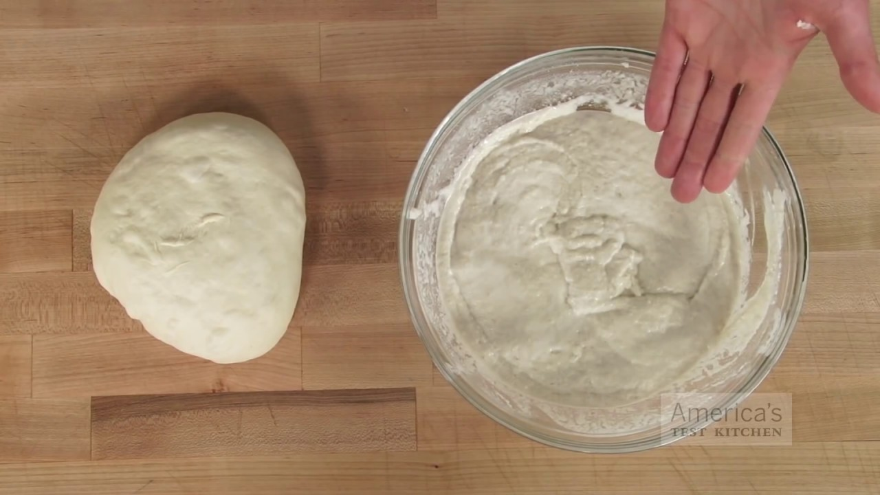 how to make gluten free pizza dough youtube