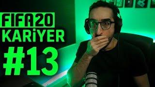 FIFA 20 KARİYER #13 // TARİH YAZDIK!! SON 16!! İÇ TRANSFER KARA ÖMER!!
