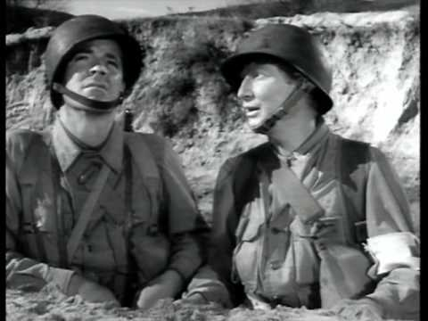 War Movie Scene