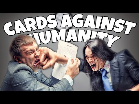 Cards Against Humanity LIVE