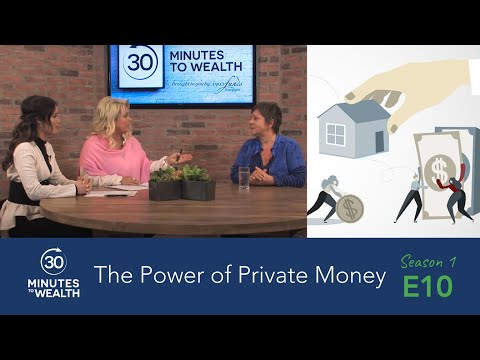 Episode 10.  Power of Private Money