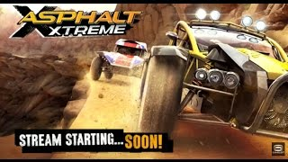 Gameloft CATCH-UP: Asphalt Xtreme Launch Stream with Silentc0re