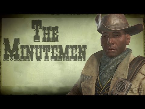The Storyteller: FALLOUT S4 E3  The Minutemen