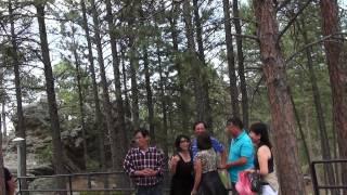Yellowstone Tour 2 (Crazy Horse Memorial & Mt Rushmore Memorial & Devil Tower) 2013