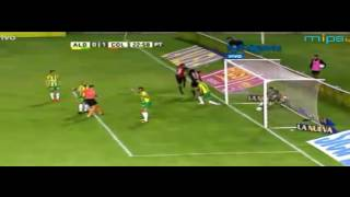 Gol de Leon en contra - Aldosivi 1 Vs 0 Colon SF - Fecha 1 - Liga Argentina