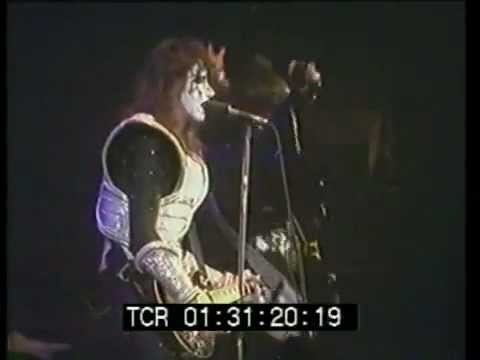 Kiss - Shock Me + Ace Frehley's Solo - YouTube