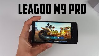 Leagoo M9 Pro PUBG Mobile Gameplay/Mt6739 gaming test