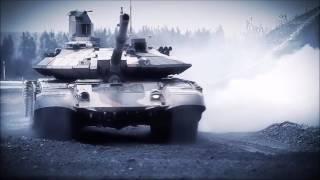 t 90ms russian main battle tank in action