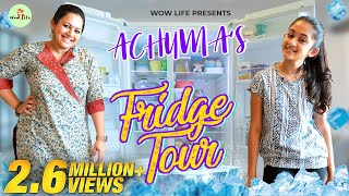 "Wow Life Presents ""Achuma's Fridge Tour"" ft. Archana & Zaara 