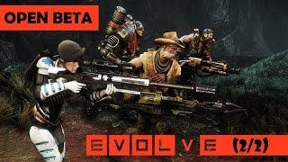 EVOLVE OPEN BETA (2/2) Luźna szydera (Roj-Playing Games!) Xbox One