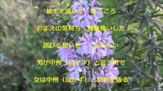 1985年に発売されました「中洲那珂川涙町」ですヽ(´▽`)/ (青江三...