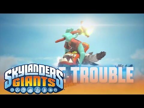 Meet the Skylanders: Series 2 Double Trouble l Skylanders Giants l Skylanders