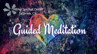 3-Minute Guided Meditation by Andrea Matros, RScP