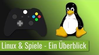 Spielen unter Linux - Das solltest Du alles wissen!