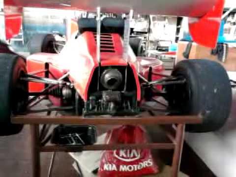 Prototipo da corsa kn motore moto youtube for Cerco moto gratis in regalo