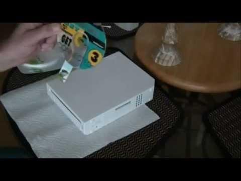 (wii) - How To Fix Wii Disc Read Error - By David R Patton