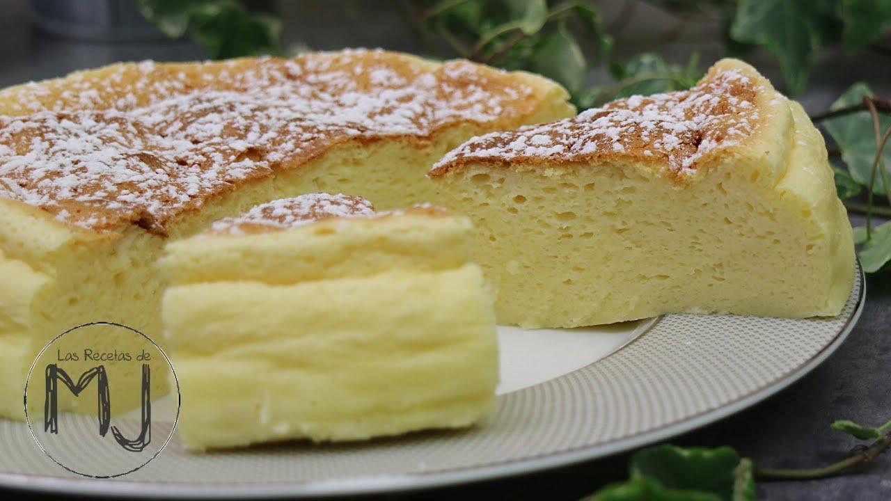 Tarta de queso japonesa (Soft cotton cake) por ...