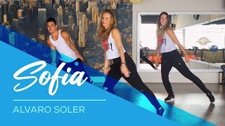Sofia - Alvaro Soler - Watch on computer/laptop - Fitness Dance Choreography - Zumba
