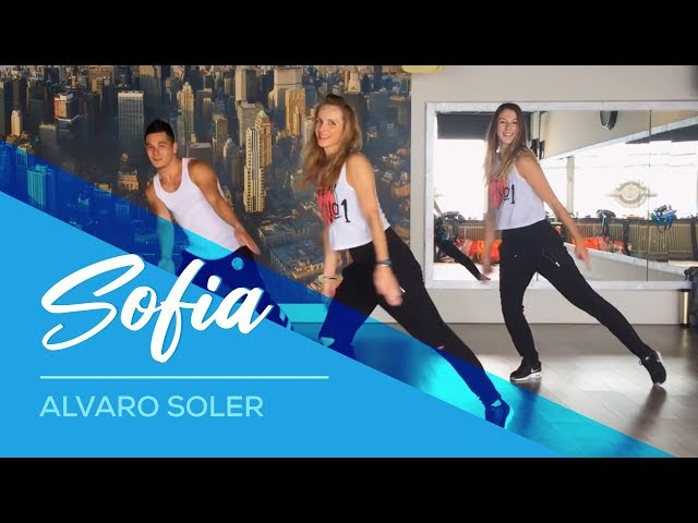 Sofia - Alvaro Soler - Watch on computer/laptop - Fitness Dance Choreography