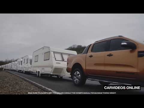 New 2019 Ford Ranger - Tow Whatever the Hell You Want