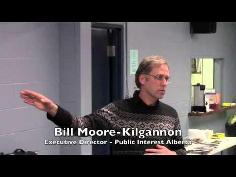 Privatization in Alberta - Bill Moore-Kilganonnon - Public Interest Alberta - February 20, 2014