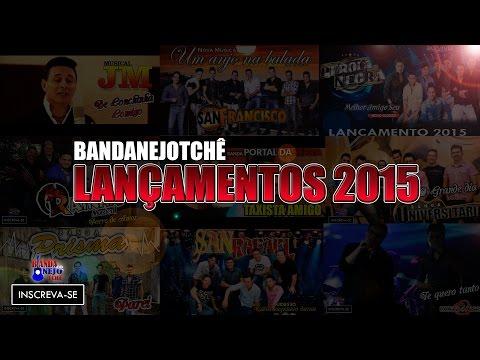 LANÇAMENTOS BANDAS 2015