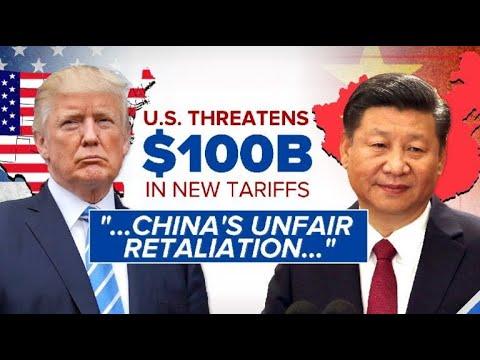 Potential U.S.-China trade war tensions escalate