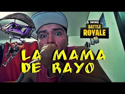 MAMA DE RAYO troll FORNITE - ngrafo...
