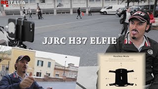 JJRC H37 ELFIE #Drone per Selfie -