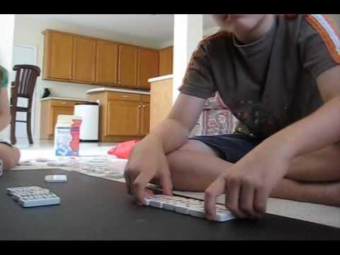 Erik's Domino Lift Challenge