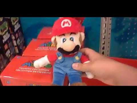 db640a9bd0 New Super Mario Bros Wii Plush at TARGET - YouTube