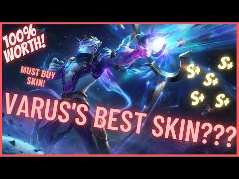 COSMIC HUNTER VARUS IS 10/10!!| League of Legends
