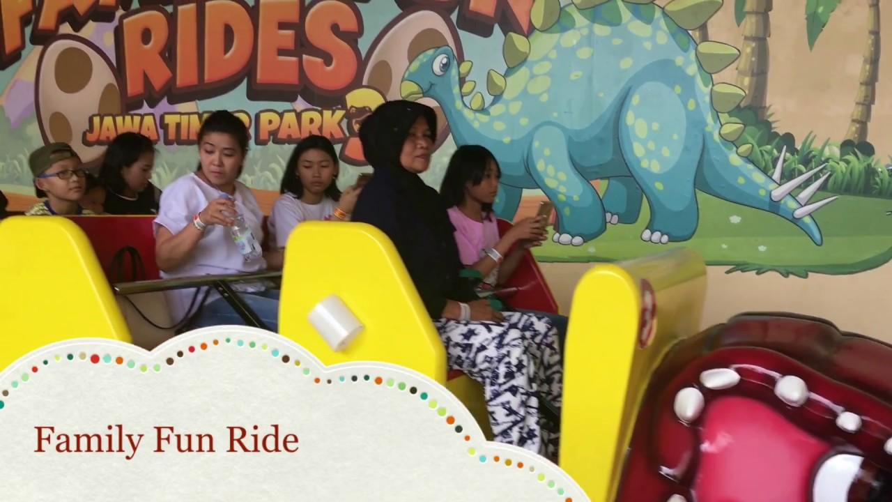 Jatim Park 3 Family Fun Ride Full Ride Youtube