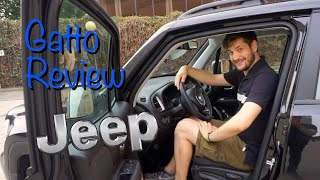 Gatto Review: Jeep Renegade