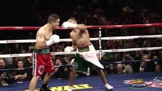 Hbo Boxing -- Los Mejores Momentos De Victor Ortiz (hbo Latino)