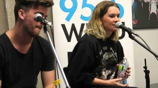 BROODS - interview with WBRU
