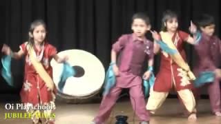 Oi Playschool Jubilee Hills -- Little Stars Day #Annualday 2017 - Part 1