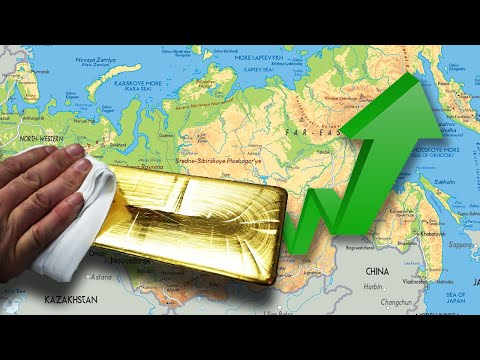Russia Gold Reserves Continue Rise To Counter Dollar Dominance