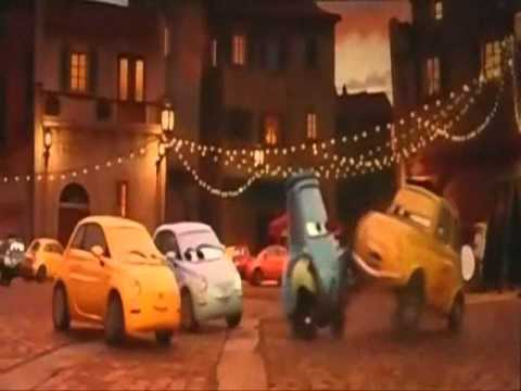 """Cars 2"" - ""Party Rock Anthem""[LMFAO]"