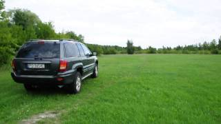 jeep grand cherokee wj wg 4 7 h o warm startup exhaust sound