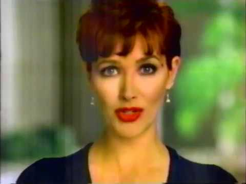 Janine Turner chevy lumina commercial 1996