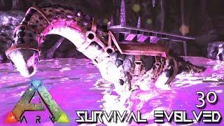 ARK: ABERRATION MODDED - ABERRANT TITANOSAUR ?!? E30 ( GAMEPLAY ARK: SURVIVAL EVOLVED )